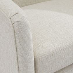 Kylie Occasional Chair - Natural Linen