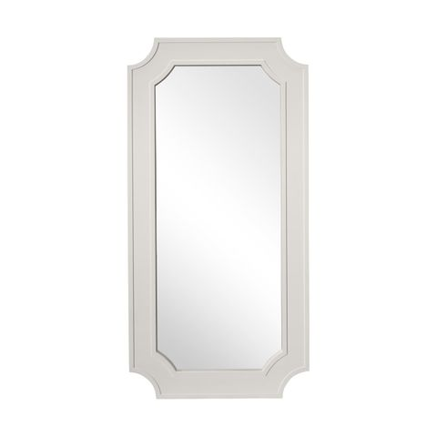 Bungalow Floor Mirror - Grey