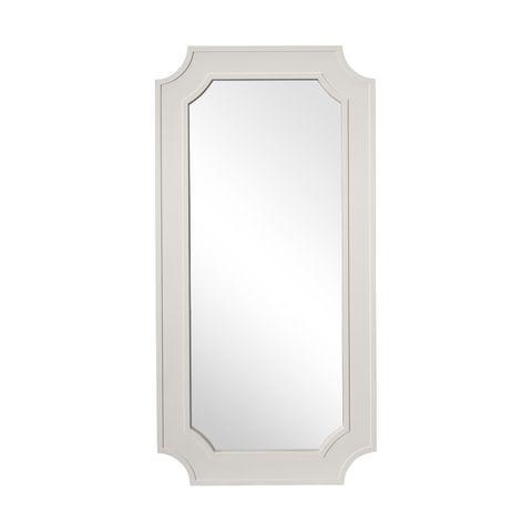 Bungalow Floor Mirror - Grey