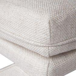 Candace Stool - Natural Linen