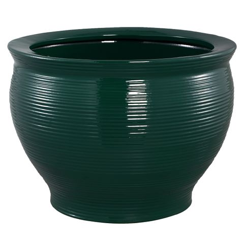 Salvador Planter - Forest Green