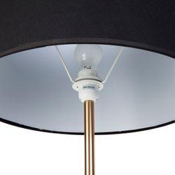 Sully Floor Lamp - Black