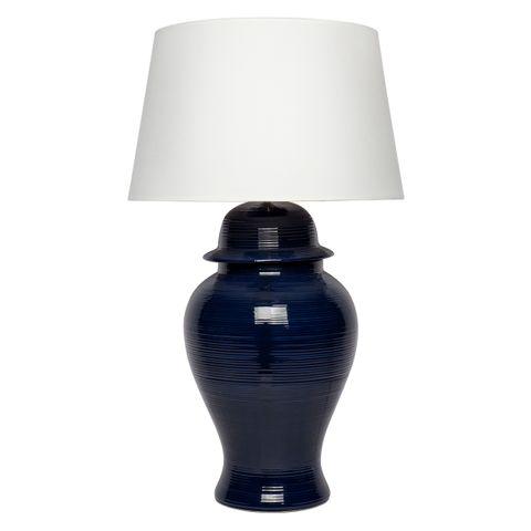 Salvador Table Lamp - Navy