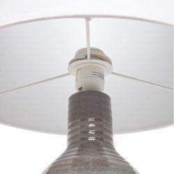 Tess Table Lamp - Grey