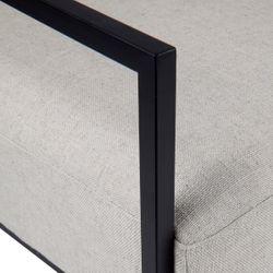 Hemming Occasional Chair - Natural Linen