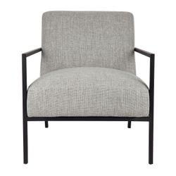 Hemming Occasional Chair - Grey Linen