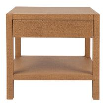 Chiswick Bedside Table - Natural