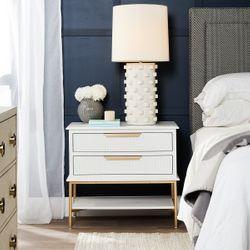 Aimee Bedside Table