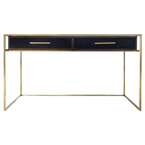 Vogue Desk - Gold