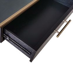 Vogue Desk - Gold