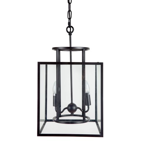 Concord Pendant - Small Black