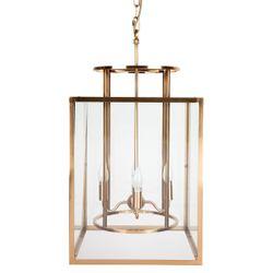 Concord Pendant - Large Brass
