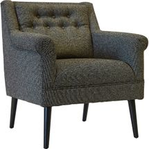 Seattle Occasional Chair - Black Speckle