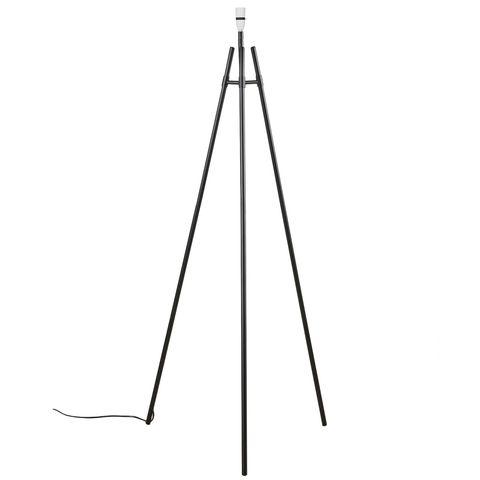 Delphi Floor Lamp Base - Black