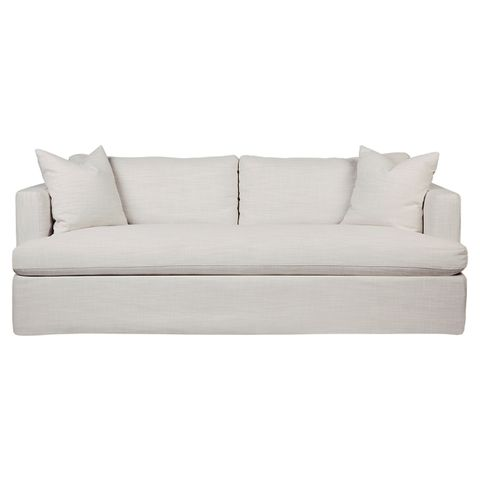 Birkshire Slip Cover 3 Seater Sofa - Off White