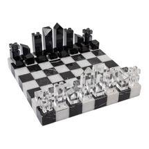 Hillcrest Marble Chess Set