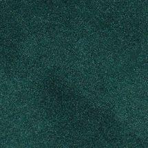 Plush Upholstery Swatch - Forest Green Velvet