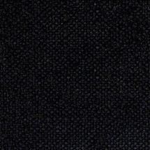Majestic Upholstery Swatch - Black Linen