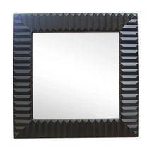 Auckland Mirror Square - Black