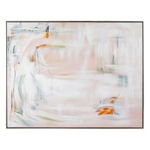 Soft Hues Oil On Canvas Painting
