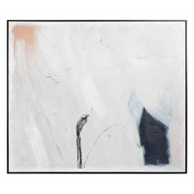 Tonal Retreat Oil On Canvas Painting