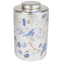 Crane Temple Jar - Medium