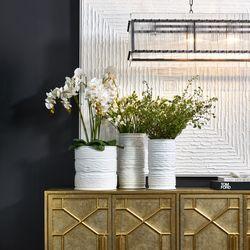 Matisse Planter - White