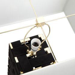 Bennett Woven Table Lamp