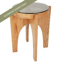 Oasis Rattan Side Table - Natural