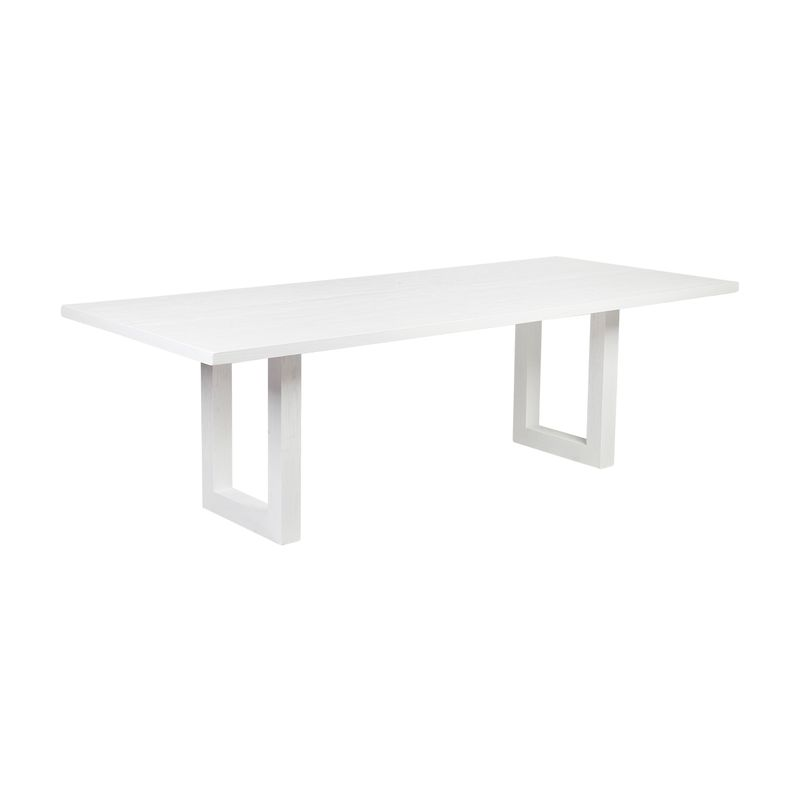 Leeton Dining Table - 2m White