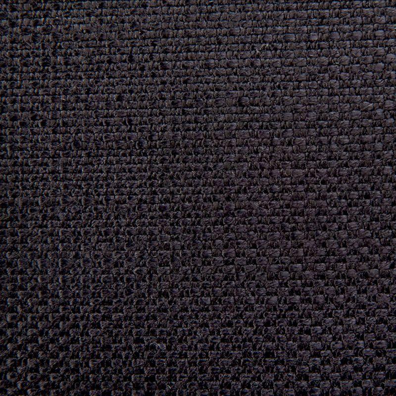Royal Upholstery Swatch - Black Linen