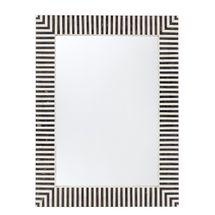 Indi Wall Mirror - Black