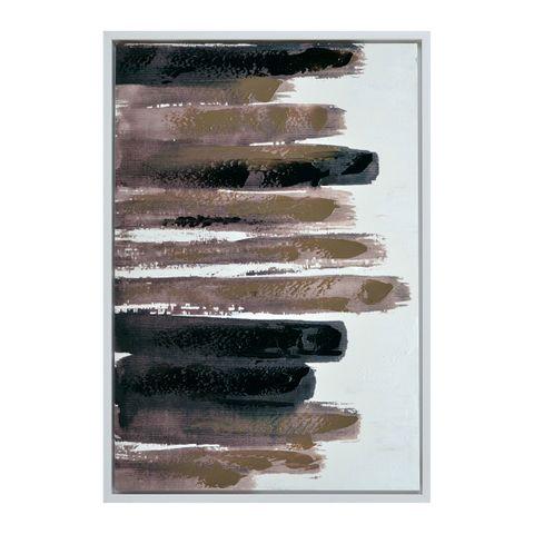 Brush of Fame Enhanced Canvas Print