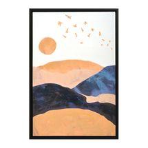 Place in the Sun Enhanced Canvas Print