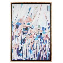 Joy Spring Enhanced Canvas Print