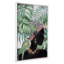 Rose Marie Enhanced Canvas Print