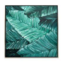 Into the Jungle Enhanced Canvas Print