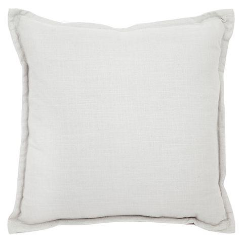 Bardot Cushion - Cool Grey Linen