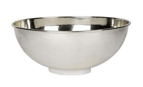 Alma Champagne Bowl - Nickel