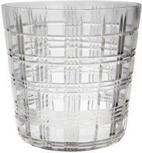 Park Avenue Glass Ice Bucket
