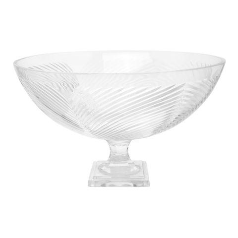 Copacabana Glass Fruit Bowl - Large
