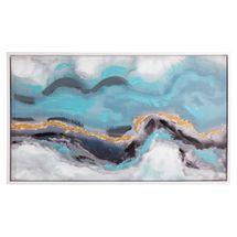 Fools Gold Enhanced Canvas Print
