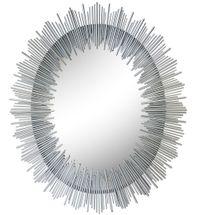 Franklin Mirror - Antique Silver