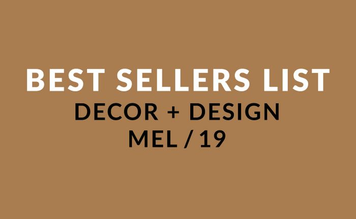 Decor & Design 2019 - Best Sellers