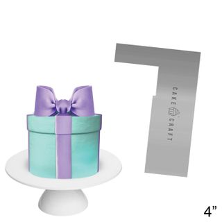 CAKE CRAFT | BUTTERCREAM COMB | GIFT BOX | 4 INCH