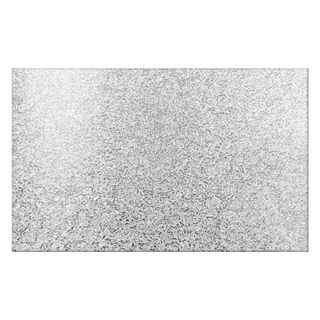 CAKE BOARD | SILVER | 20 X 16 INCH | RECTANGLE | MDF | 6MM THICK