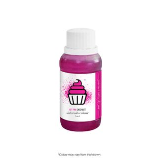 CAKE CRAFT | AIRBRUSH COLOUR | CHOC MATT | HOT PINK | 50ML