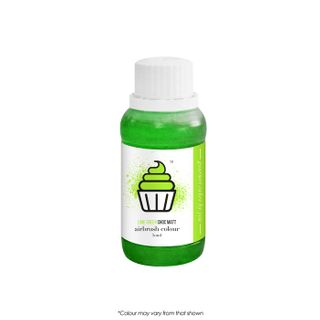 CAKE CRAFT | AIRBRUSH COLOUR | CHOC MATT | LIME GREEN | 50ML