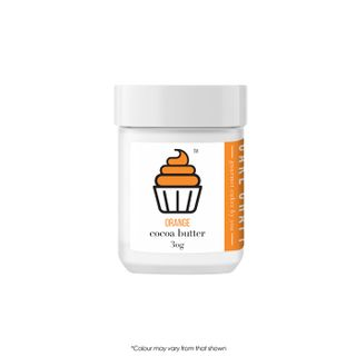 CAKE CRAFT | COCOA BUTTER | ORANGE | 30G