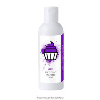 CAKE CRAFT | AIRBRUSH COLOUR | VIOLET | 190ML
